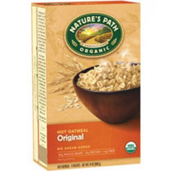Nature's Path Instant Oatmeal Original Organic - 8 ct