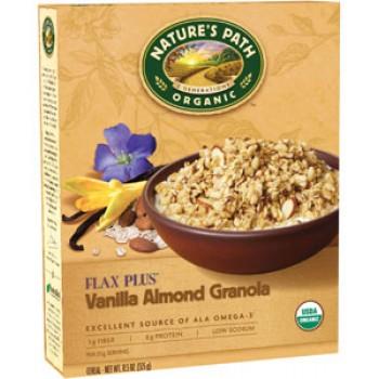 Nature's Path Granola Flax Plus® Vanilla Almond Organic