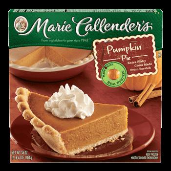 Marie Callender's Pumpkin Pie