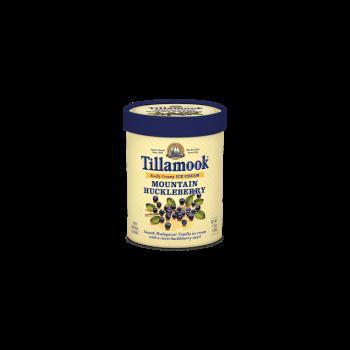 Tillamook Ice Cream Mountain Huckleberry