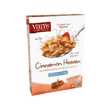 Van's Cinnamon Heaven Cereal