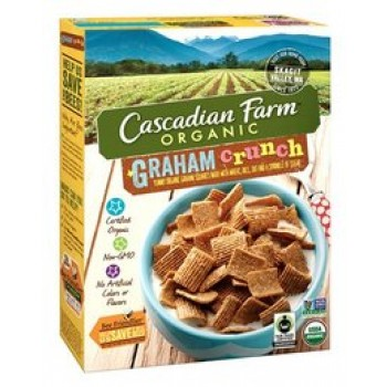 Cascadian Farm Organic Graham Crunch Cereal