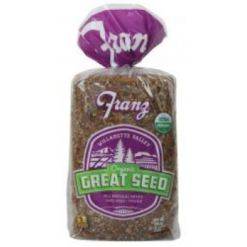 Franz Willamette Valley Great Seed Organic Bread