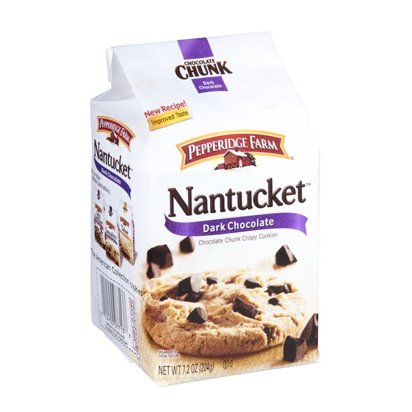 Pepperidge Farm Cookies Nantucket Dark Chocolate Chunk