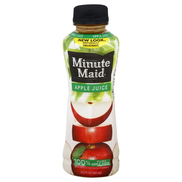 Minute Maid 100 Apple Juice Nutrition Facts Nutrition Ftempo