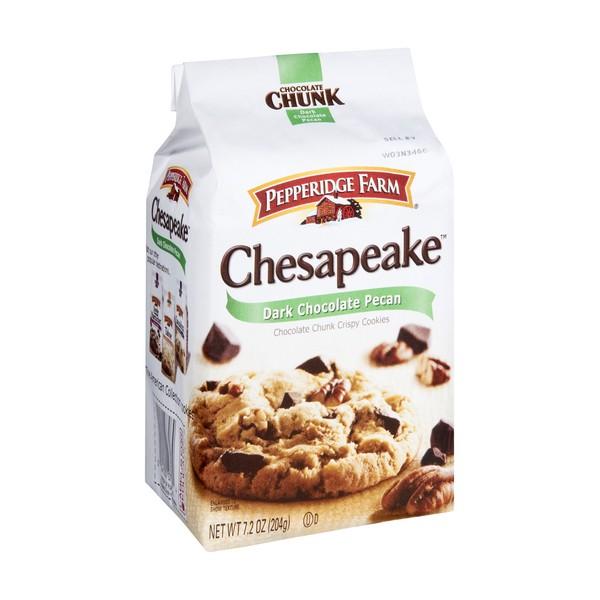Pepperidge Farm Cookies Chesapeake Chocolate Chunk Pecan