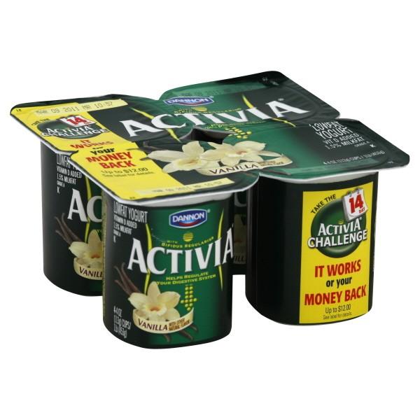 Activia Vanilla Cereal Yogurt Nutrition Facts Besto Blog