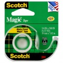 3M Scotch Magic Tape .75 X 300 Inch